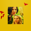 ouat// swan queen/ leave my body