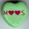 Moose: heart