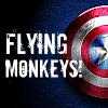flying monkeys!