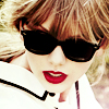 almost but not quite: tswift red