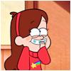 GF - Mabel tee-hee
