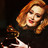 adele: i have a grammy and you don't