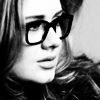 adele: geeked out