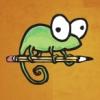 Зеленый блоггер :)