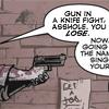 Cherry-chan: Gunfight