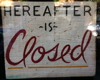 Jay Lake: cancer-hereafter_is_closed