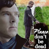miwahni: Sherlock Don't be dead