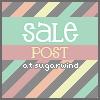 SUGARWIND - SALE POST