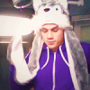 teen wolf - dylan in wolf hat