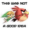 Link Angry Bird