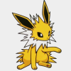 Jolteon pointing