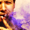 Lenre Li: The Avengers - JR purple smoke