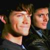 SPN Boys smiling