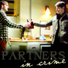 Hide-fan: [Grimm] Partners Always