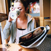 coffe & newspaper