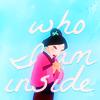 mulan: who i am inside
