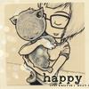 Jackie: Happy Cat