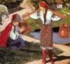 двоє - козак і козачка