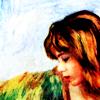 Renoir - Thoughtful Girl