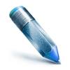 голубой карандаш