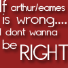 arthur/eames is so right