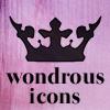 where do icons go?