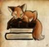 лиса, умный лис