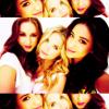 Nicole: Hanna & Emily)