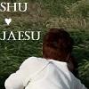 Jaesu in a cornfield