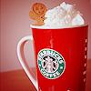 Laura: Xmas Starbucks