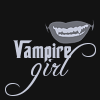 Irrepressibly Awesome: Vampire Girl