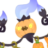 Halloween Chandelure