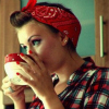 A.red.cuppa
