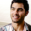 hoechlin: smiley