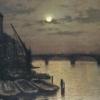 moonlight, london bridge