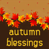 Jackie: Autumn Blessings