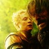 it's a can of peaches, sir: asoiaf | Jaime & Brienne [stay!]
