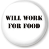 работаю за еду