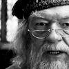 Dumbledore b/w