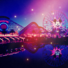 The hero of the story: Paradise Pier