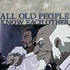 Avatar: All old people know each other