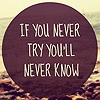 alien_writings: Never Try Never Know