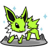 Jolteon Walky