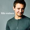 tortuousphoenix: Jeremy - Life Ruiner