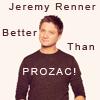 tortuousphoenix: Jeremy - Prozac!