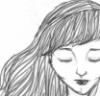 drawing, illustration, girl