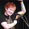 Ed Sheeran- Arm Tats