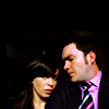 Greens: torchwood- gwen and ianto