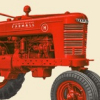 Icarus was a test pilot: Farmall H
