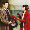 miss fisher: phryne/jack: hats
